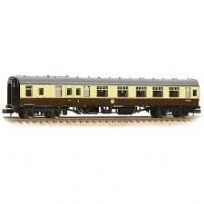 N Gauge Coaches